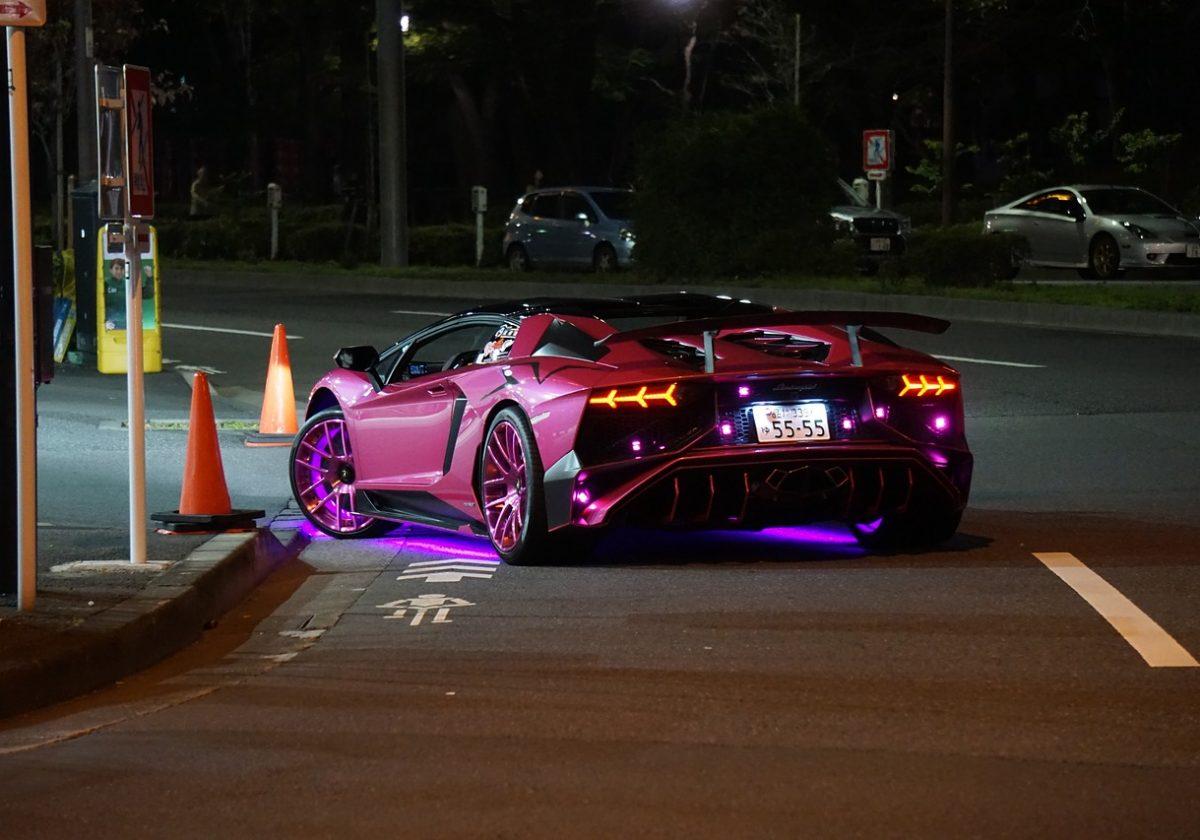 Trois raisons de souscrire à une assurance auto pour votre Lamborghini